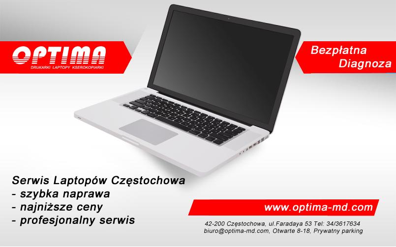 Naprawa laptopów (Częstochowa)